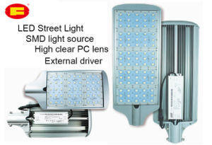 Compact SMD Street Light with External Driver