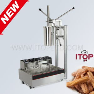 2015 New Stainless Steel Churros Machine for Sale (ITCM-8) pictures & photos