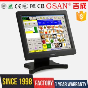 Electronic Touch Screen Cash Register Machine pictures & photos