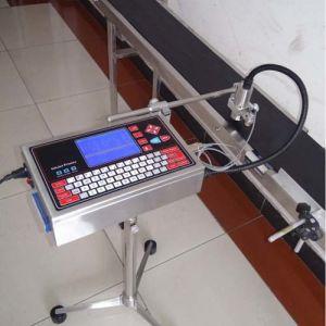 Auto Continuous Inkjet Coding Machine for Carton PVC Matel