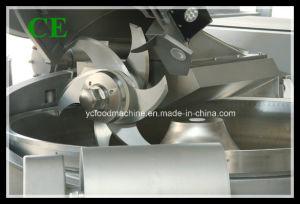 6 Knives Japan Motor Electrics Sausage Bowl Cutter/ Bowl Chopper pictures & photos