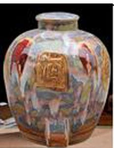 Chinese Antique Porcelain Wine Pot pictures & photos