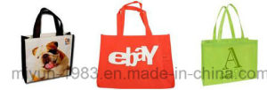Nonwoven Advertising Bag for Shopper (M. Y. M-111) pictures & photos