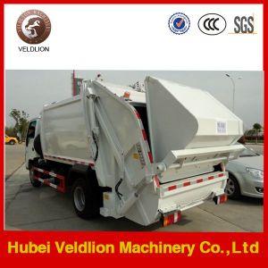 Isuzu 4X2 5m3 Garbage Compactor Truck pictures & photos