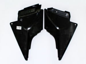 Motorcycle Parts Motorcycle Side Cover for Honda CB125ace pictures & photos
