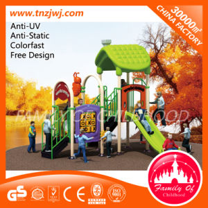 Kids Plastic Gymnastics Playsets Outdoor Playground Slides for Fun pictures & photos