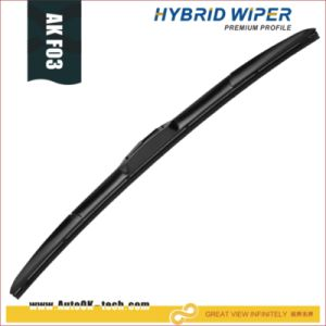 Premium Camry Wipers with 8mm Dr Refill for All U-Hook Arm