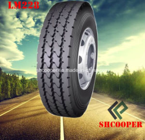 Drive/Steer/Trailer on Road Service Truck Tire with tube (LM228) pictures & photos
