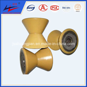 Double Arrow PU V Groove Roller, HDPE Roller, UHMWPE Roller pictures & photos