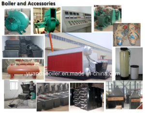 Wood Pellet, Rice Husk, Sawdust Fuel Biomass Fired Steam Boiler pictures & photos
