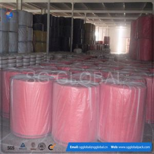 Wholesaler China Red PP Leno Mesh Fabric pictures & photos