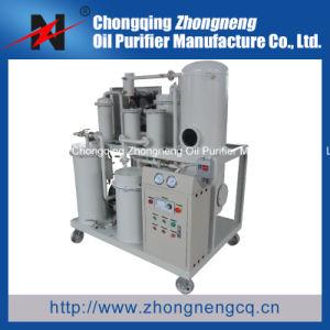 Vacuum Lubricant Oil Filtering Plant pictures & photos