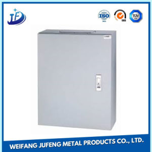 Stainless Steel Sheet Metal Fabrication Cabinet for Fire Extinguisher pictures & photos