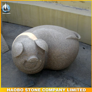 Granite Hand Carved Stone Statue Garden Decoration pictures & photos