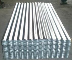 Corrugated (Roofing) Galvanized Steel for Building pictures & photos