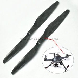 Best Quality 100% Custom Real Carbon Fiber Aircraft Propeller pictures & photos