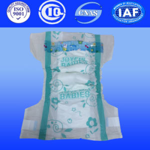 Economic B Grade Baby Diapers with Stocklot Baby Diapers in Bulk From China Factory pictures & photos