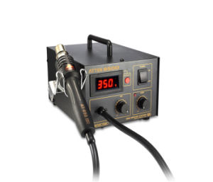 Lead-Free ESD Safe Premium Digital Hot Air Station (AT852D) pictures & photos