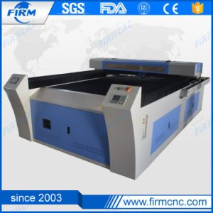 150 Watt Metal and Non-Metal Laser Engraving Cutting Machine with Blade Table pictures & photos