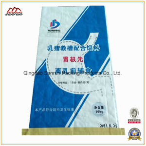 High Quality 10kg PP Woven Stock Feed Bag pictures & photos