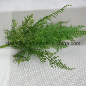 Widely Used Artificial Fern Leaves Flower for Home Decor (SF15658A-1) pictures & photos