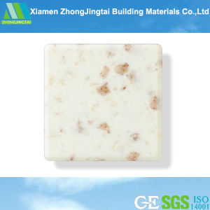 Wholesale Translucent Artificial Stone Glacier White Acrylic Solid Surface pictures & photos