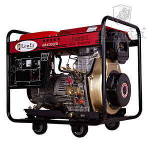 2kw/3kw/5kw/6kw/7kw Kama Type Diesel Generator for Sale pictures & photos