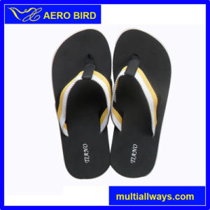 Beach Leisure High Quality Men EVA Outsole Flip Flops Slipper pictures & photos