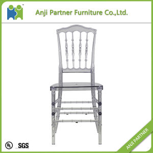 Ancient European Design Mould Injection Polycarbonate Dining Chair (Honey) pictures & photos