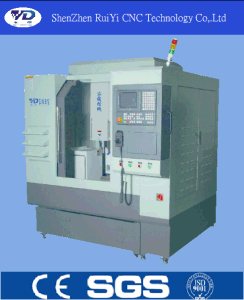 Automatic Tool Changer High Precision Engraving and Milling Machine (RY540T)