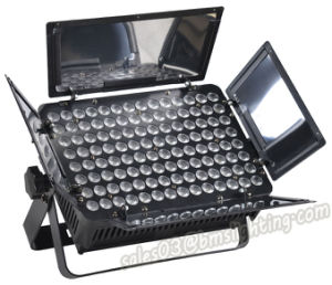 112*3W RGBW High Brightness LED Face Light pictures & photos