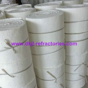 High Pure Ceramic Fiber Blanket Used as Insulation Materials pictures & photos