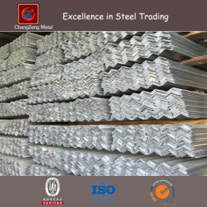 Galvanized Angle Section Iron for Construction (CZ-A81) pictures & photos