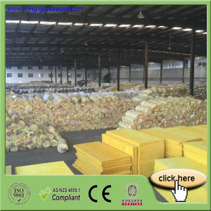 Construction Cool Preservation Glass Wool Insulation pictures & photos