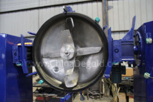 Automatic Container Mixer for Powder Coating, Masterbatches pictures & photos