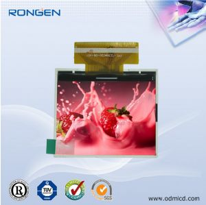 "Rg-T236mzqo-06 2.36"" Qvga 480*234 TFT LCD Module Small Screen Display pictures & photos"