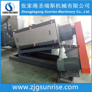Waste Plastic PE Film Recycling Machine PP Woven Bag Washing Recycling Machine pictures & photos