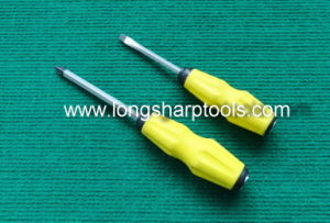 High Quality Screwdrivers with Skid Resistance Handle pictures & photos