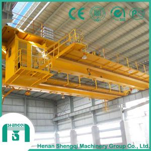 Big Capacity Double Girder Overhead Crane for Steel Plant pictures & photos