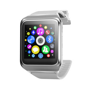Heart Rate Bluetooth Electric Smart Watch Wearable Capatible for Android pictures & photos