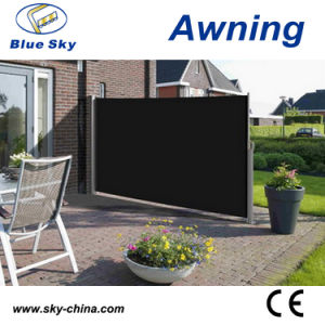 Aluminum Polyester Invisible Screen Awning for Garden pictures & photos