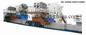 Sk-1600, Sk-2500, Sk-5000c, Sk-6300c CNC Heavy-Duty Horizontal Lathe pictures & photos