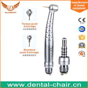 Optic Fiber Dentalhigh Speed Speed Handpiece Kit Dentist pictures & photos