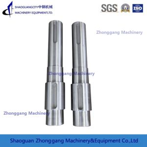 OEM/ODM-CNC Machining Part-Gear Shaft-Forging