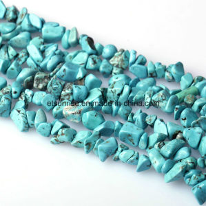 Semi Precious Stone Crystal Gemtstone Chips Nugget Loose Bead<Esb-CS007> pictures & photos