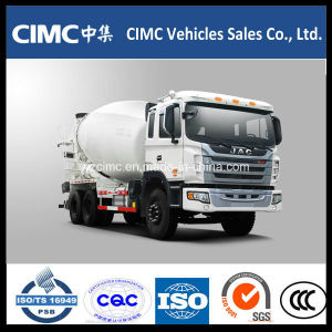 JAC Concrete Mixer Truck (LJ19R7DH) pictures & photos