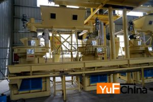 Yufeng Pellet Production Line with Automatic Lubrication System pictures & photos