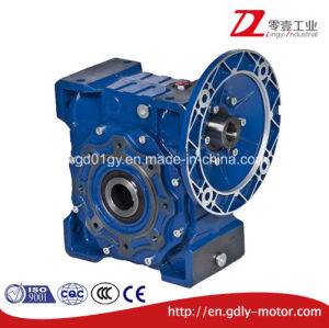 Die Cast Iron Worm Gear Speed Reduce Gearbox pictures & photos
