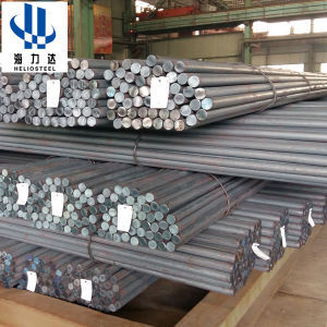 GB 45#, AISI1045, C45e4, DIN Ck45, JIS Ss400 Steel Round Bar pictures & photos