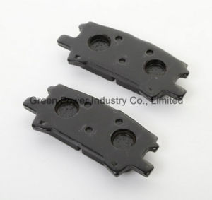 Front Brake Pad Semi Metal for Lexus/Toyota pictures & photos